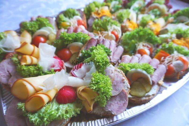 Kanapki Na Imprezę Catering Oświęcim Bistro Bilard